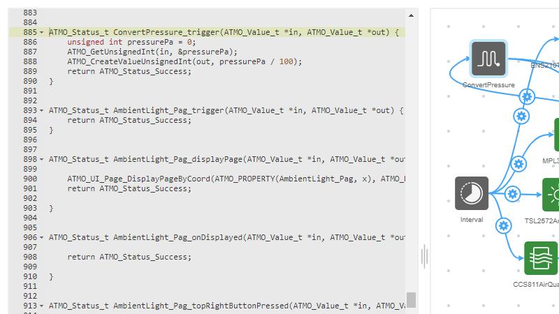 Using the Atmo API