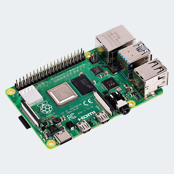 RaspberryPi4 icon for the hardware library